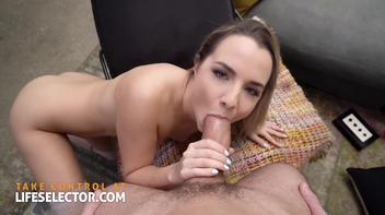 Assistir sexo pov em HD com novinha boqueteira